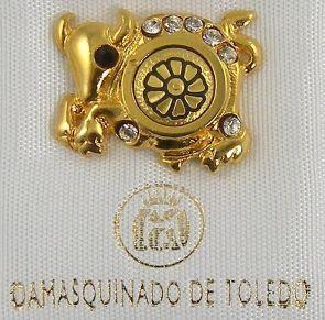 Taurus Horoscope For Today Zodiac Pin / Tie Tack